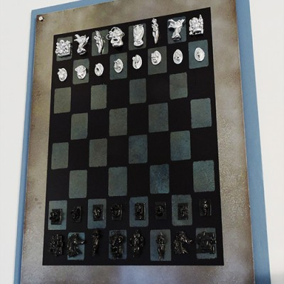 Magnet Chess Board Product Shot